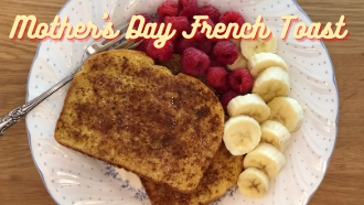 Mother's Day French Toast - picture of French Toast